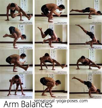 Arm Balances