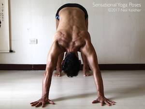 alphabetical yoga poses index