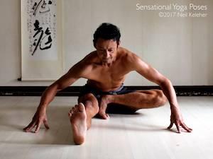 alphabetical yoga poses index