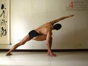 standing yoga poses