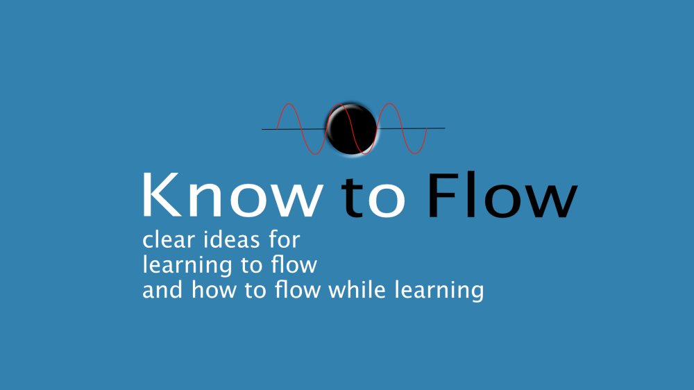 know to flow, a book about getting into the flow. Neil Keleher, Sensational Yoga Poses.